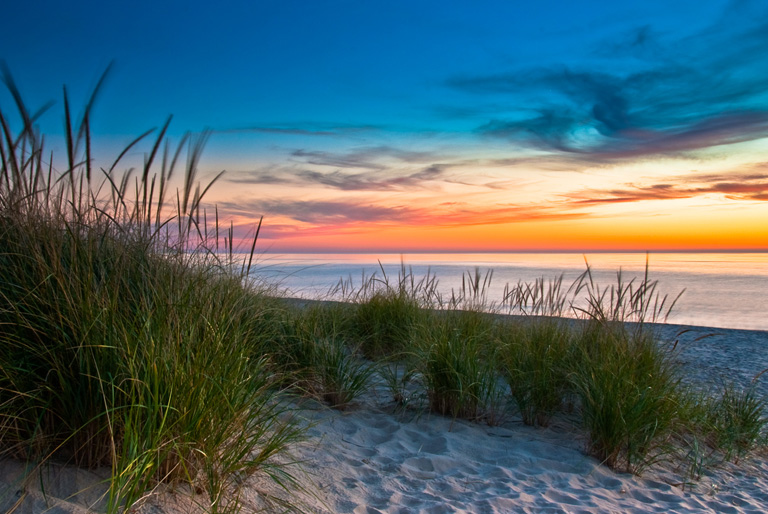 Printed Photography Grand Haven Sand Dune 40 Visuals