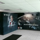 wall wrap vinyl indy500 tagheuer