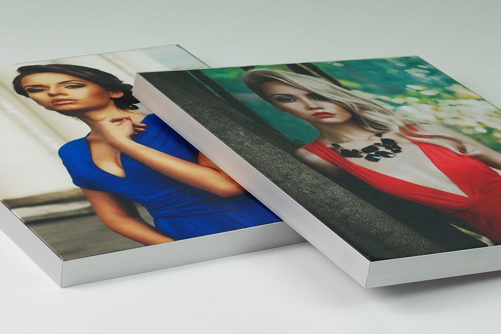 Printed visuals Silicone Edge Fabric with Aluminum Framing System