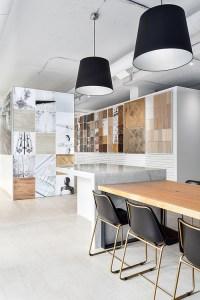 SEG silicone lightbox fabric showroom interior design merchandising flooring seg backlit fabric lightbox silicone design marketing design graphic