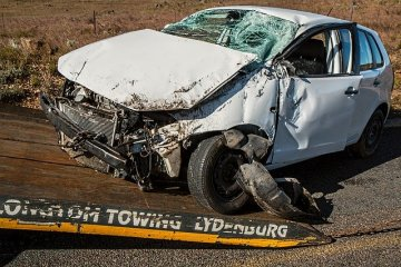 The Catastrophic Consequences of Car Crashes