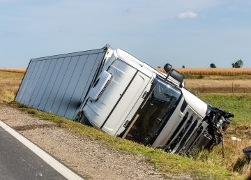 truck accident lawyer in Pikesville