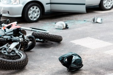 snyder law group motorcycle accident lawyer in Towson