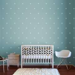 Living Room Ideas Grey And Yellow L Shaped Couch Design Polka Dot Wall Stickers & Decals For The Modern Nursery