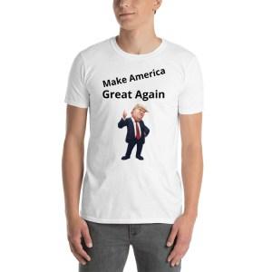 Trump Short-Sleeve Unisex T-Shirt