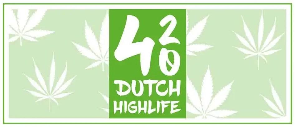 Logo 420 Dutch HighLife