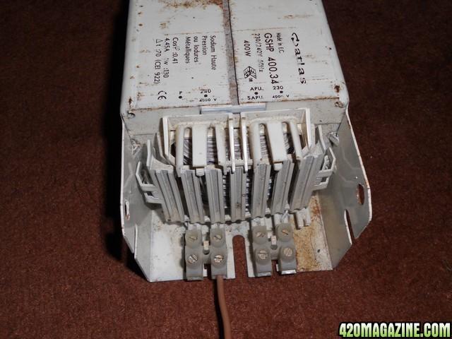 Advance Hps Ballast Wiring Diagram Advance Circuit Diagrams