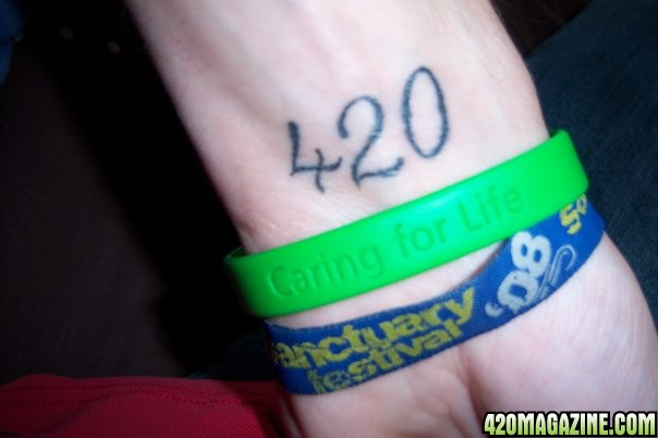 420 Tattoos 420 Magazine