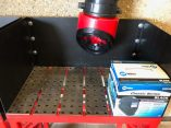 Replaceable Inserts on Welding Tables