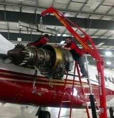 Jet Engine Hoist/Lift/Crane