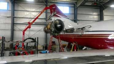 Jet Engine Lift/Crane/Hoist