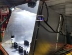 Custom Spray Paint Booth
