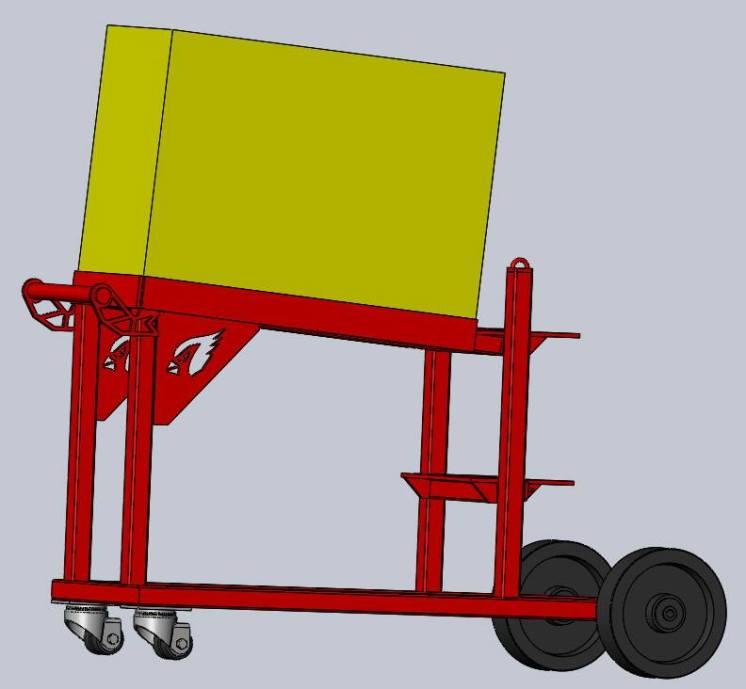 Stillman Welder Cart Design