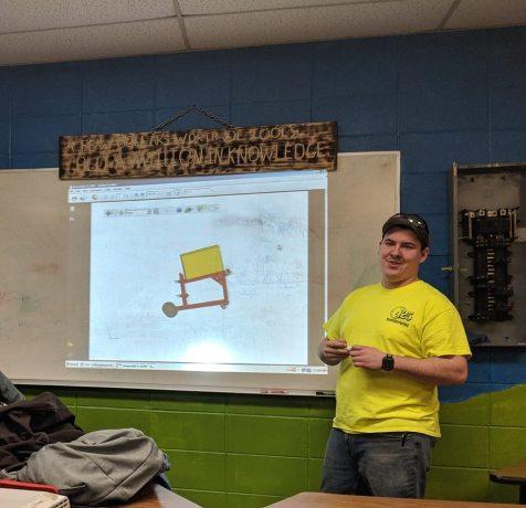 Stillman Welder Cart Design 4
