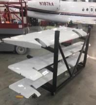 Flight Control Storage Rack In Use 2