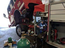 Fire Truck Welding 5