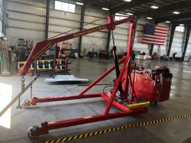 Jet Engine Lift/Hoist/Crane