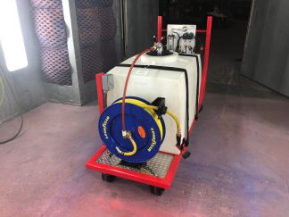 Reverse Osmosis Aircraft Cleaning System