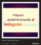 #Spot Airfrance door Airfrance