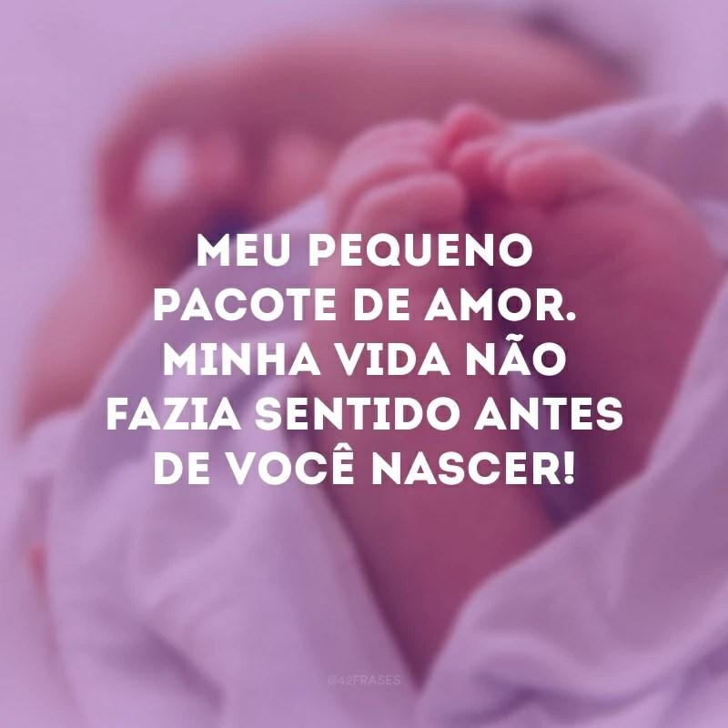 Ver você nascendo foi tudo o que sempre pedi para deus. 30 Frases De 1 Mes De Nascimento Para Celebrar A Vida Do Seu Bebe