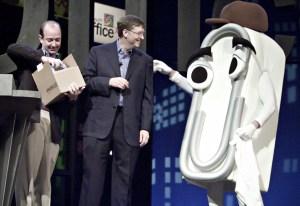 Clippy & Bill Gates