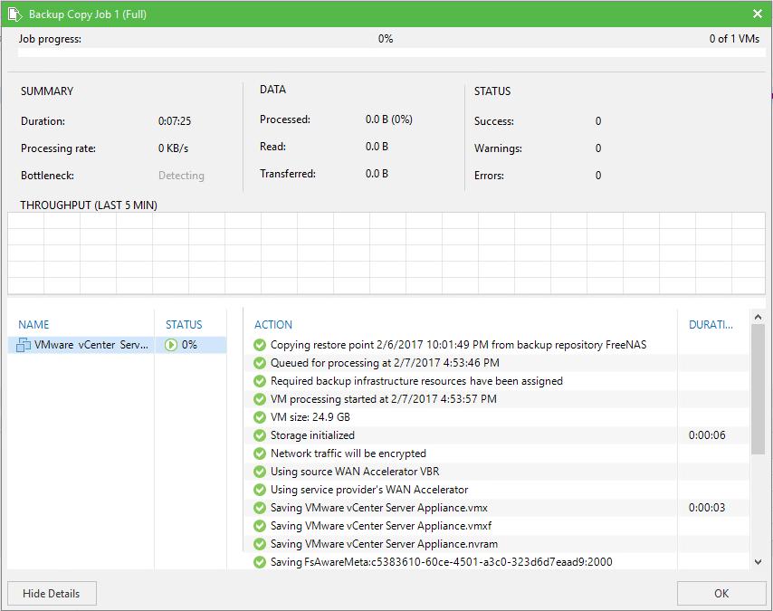 Setting Up Veeam Cloud Connect - Client Side - Matt That IT Guy