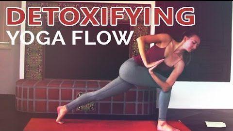 Yoga Sequence Detoxifying Vinyasa Flow (60-Minutes)