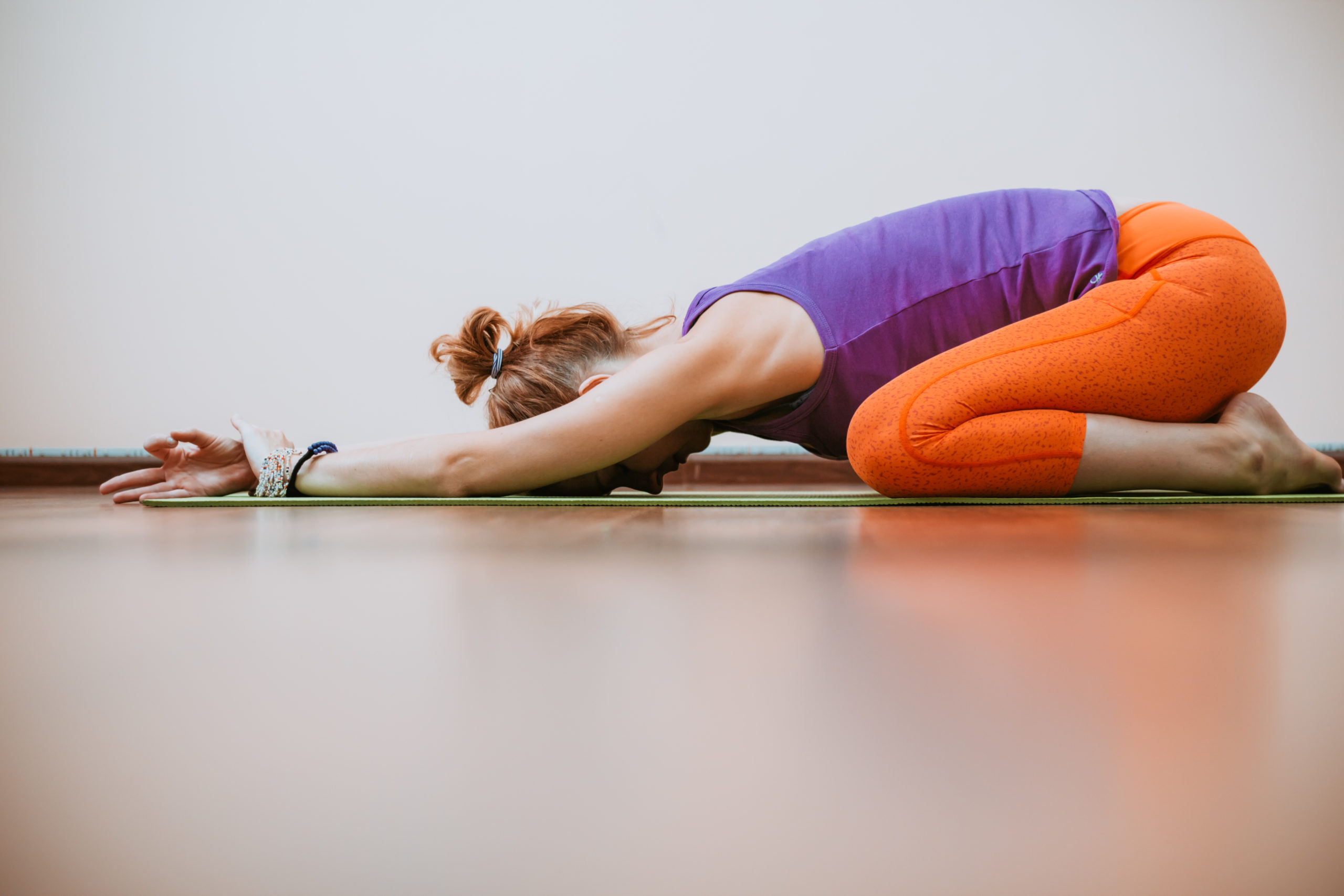 Yoga and Your Nervous System's Stress Response