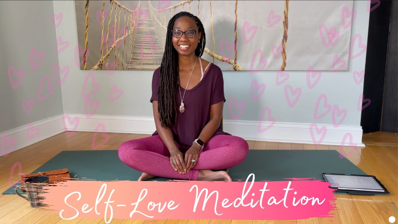 Guided Meditation for Self-Love, 24-min