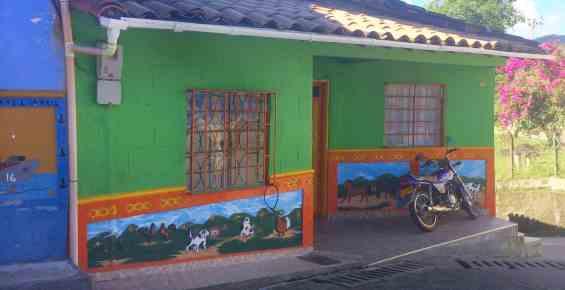 Zocalo of village life