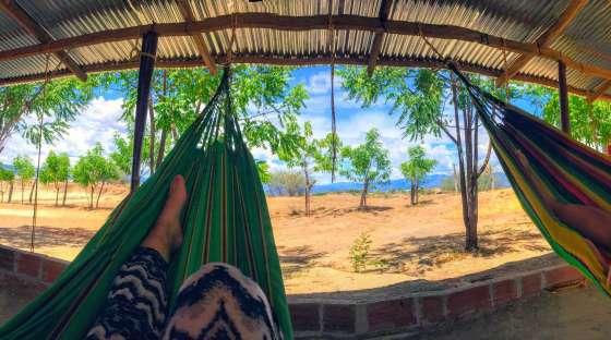 Hammocks in Tatacoa Desert Must see Colombia