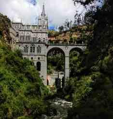Las Lajas Sanctuary ipiles must see colombia