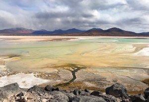 Atacama Lagoon