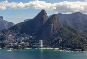 The Vidigal Favela