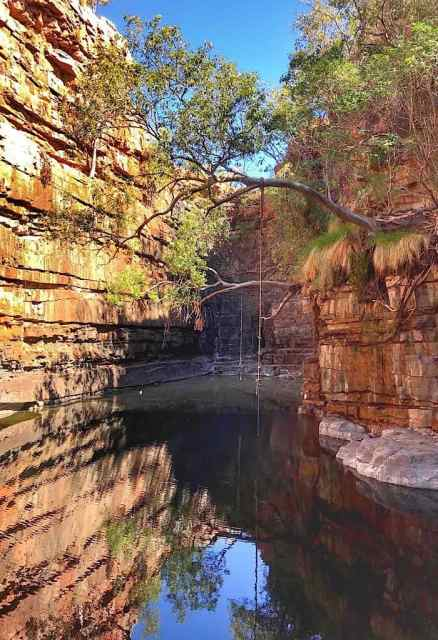 The Grotto in Wyndham, Western Australia