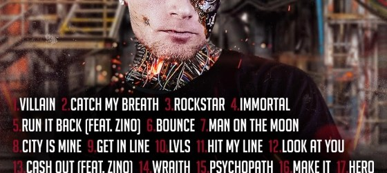 Remington James - Prototype VII - Tracklist