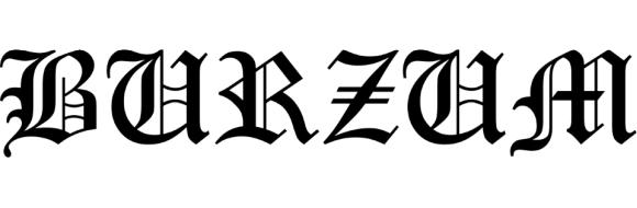 Burzum Logo