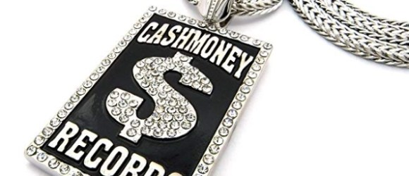 Cash Money Records Necklace