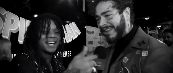 Post Malone and Swae Lee - Sunflower