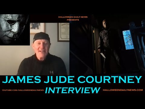 Halloween Daily News interviews James Jude Courtney, Part I