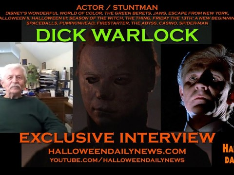Dick Warlock Interview