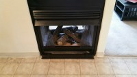 Gas Fireplace Venting - 45th Parallel Home Inspection