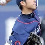 西武菊池投手、野球の力で復興支援!