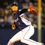 埼玉西武ライオンズ ドラフト1位 高橋光成投手 初登板!