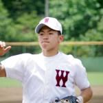 好守・好打を誇る早稲田実の金子銀佑選手に注目!!