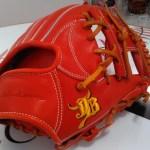 【ベースボールセレクト】6/27のPick up:和牛JBグラブ 内野手用 JB-004!