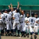 猛暑の中の高校野球予選!!
