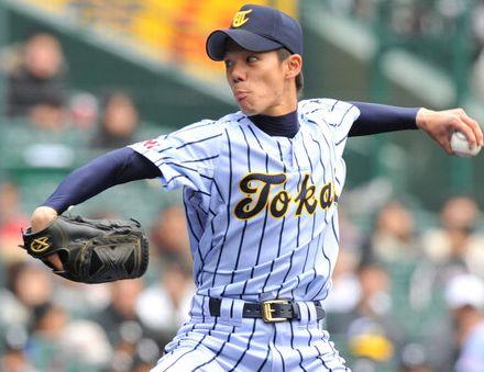 長田投手2