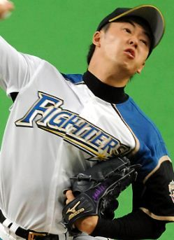 斎藤佑樹投手2