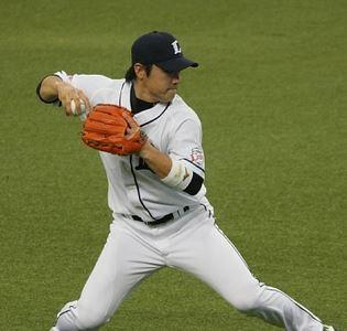 西武 永江選手2